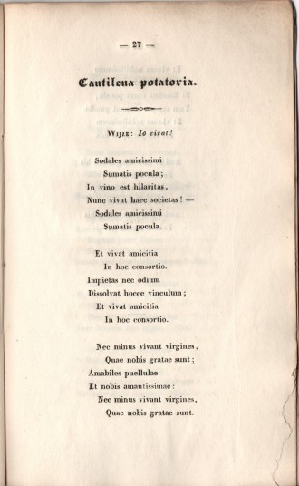 Foto 5 Latijns lied